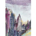 So Wall 2 Skyline Wallpanel SWL 2740 53 07 or SWL27405307 By Casadeco